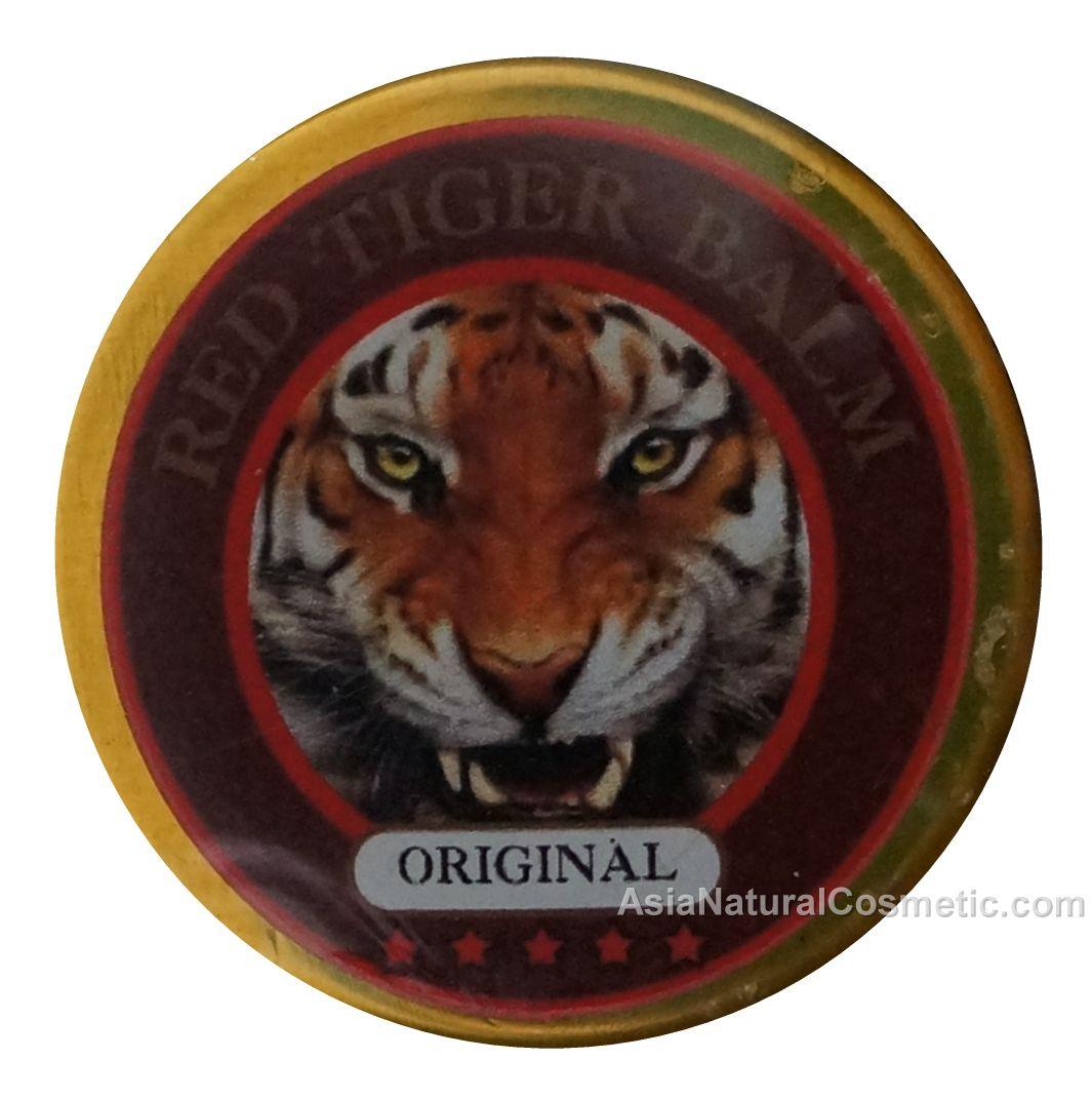 Купить красный тигровый бальзам (red tiger balm).