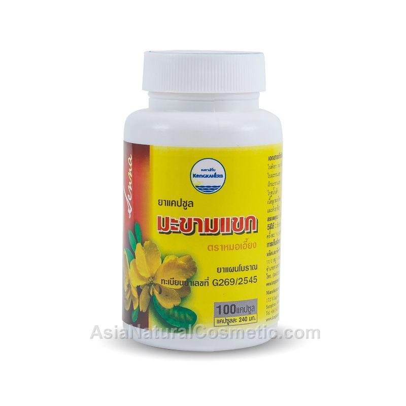 Сенна (Senna Alexandrina) - средство для снижения веса