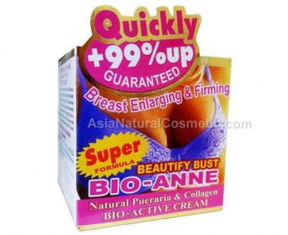Био-активный крем и мыло для увеличения и укрепления груди (BIO-ANNE Breast Enlarging & Firming Cream)