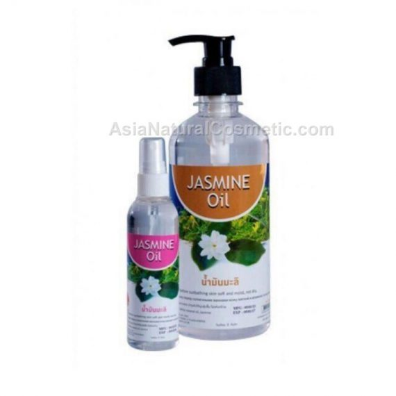 Массажное масло для тела Жасмин (BANNA Jasmine Oil)