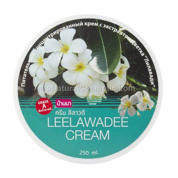 Крем для тела с экстрактом лилавади (BANNA Leelawadee Cream)