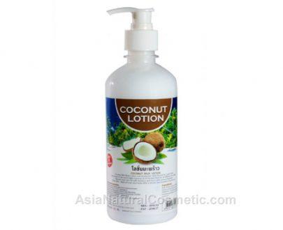 Лосьон для тела с кокосовым молоком (BANNA Coconut Lotion)