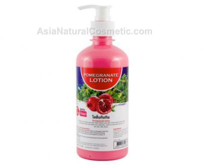 Лосьон для тела с экстрактом граната (BANNA Pomegranate Lotion)