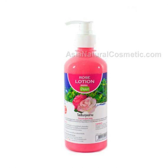 Лосьон для тела с экстрактом розы (BANNA Rose Lotion)