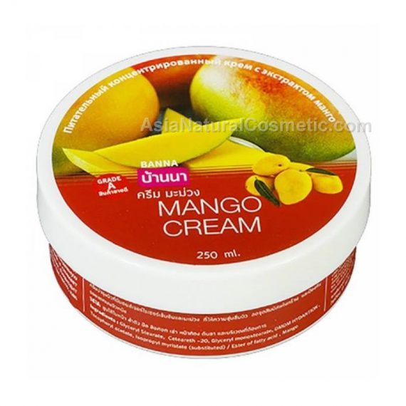 Крем для тела с экстрактом манго (BANNA Mango Cream)