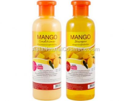 Шампунь+кондиционер с экстрактом Манго (Mango Shampoo+Conditioner)