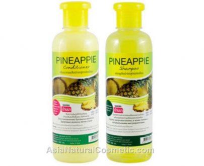 Шампунь+кондиционер с экстрактом Ананаса (Pineapple Shampoo+Conditioner)