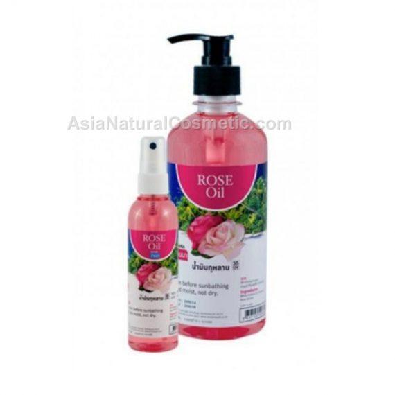 Масло для тела Роза (BANNA Rose Oil)