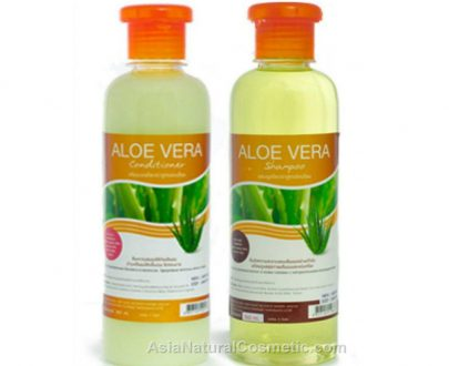 Шампунь+кондиционер с экстрактом Алое Вера (Aloe Vera Shampoo+Conditioner)