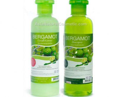 Шампунь+кондиционер с экстрактом Бергамота (Bergamot Shampoo+Conditioner)