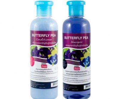Шампунь+кондиционер с экстрактом Синего Чая (Butterfly Pea Shampoo+Conditioner)