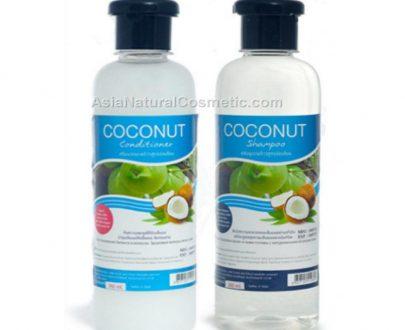 Шампунь+кондиционер с экстрактом Кокоса (Coconut Shampoo+Conditioner)