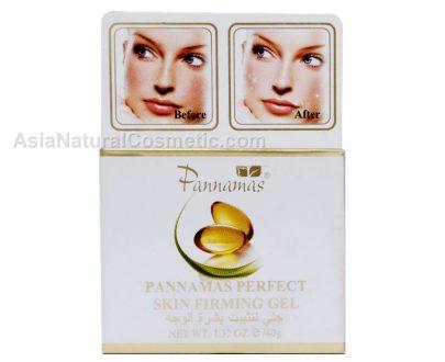 Укрепляющий гель для лица (PANNAMAS Perfect Skin Firming Gel)