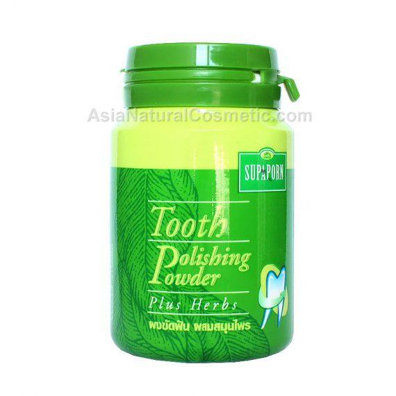 Зубной порошок для отбеливания (SUPAPORN Tooth Polishing Powder)