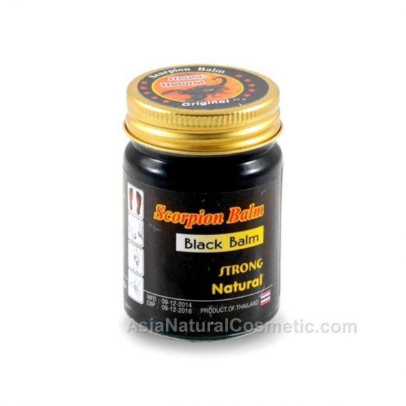 Черный бальзам с ядом Скорпиона (Scorpion Black Balm)