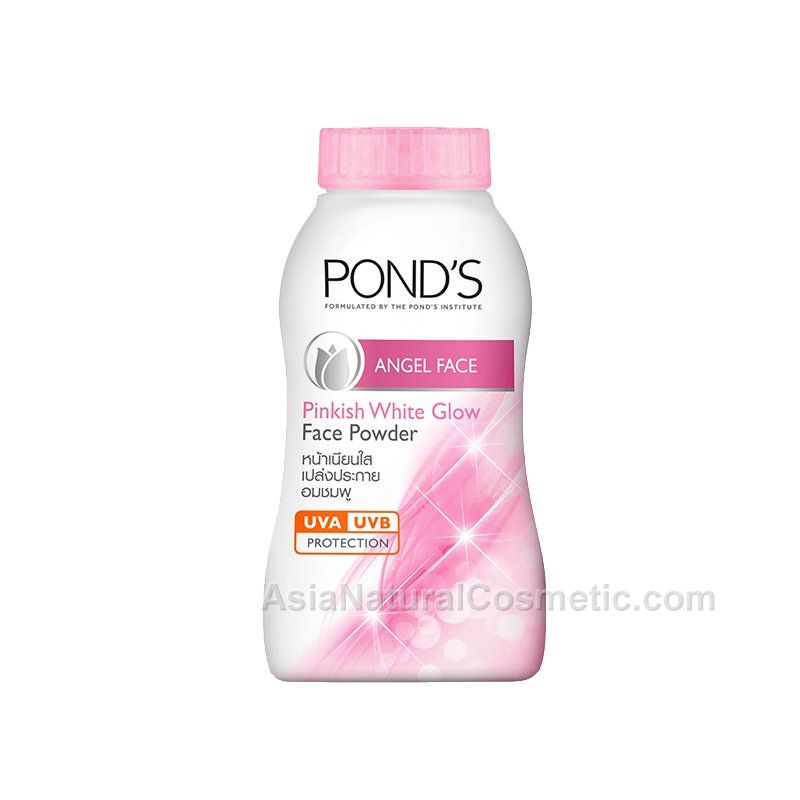 Матирующий тальк для лица (POND'S Angel Face Pinkish White Glow Face Powder)