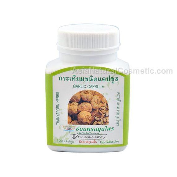 Чеснок (Garlic) - противовирусное и общеукрепляющее средство