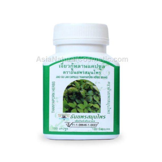 Джиаогулан (Jiao Gu Lan) - для выведение токсинов и мощного омоложение организма