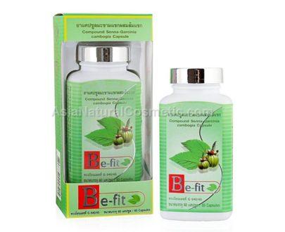 Сенна и Гарциния камбоджийская (Be-Fit Senna Garcinia Cambogia) - для снижения веса и очищения организма