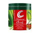 Восстанавливающая маска для детоксикации волос после химической обработки (CARING Treatment Hair Detox)