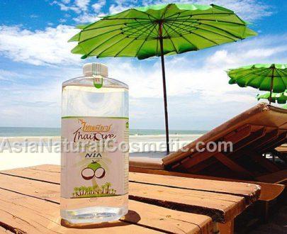100% Натуральное кокосовое масло холодного отжима (100% Virgin Coconut Oil)