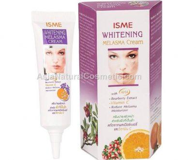 Крем для лица для удаления пигментных пятен (ISME Whitening Melasma Cream)