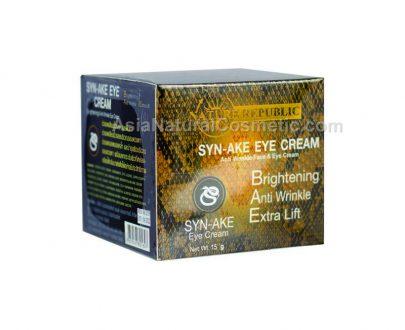 Крем от морщин вокруг глаз с эффектом ботокса на основе яда змеи (NATURE REPUBLIC Cobra Eye Cream SYN-AKE)