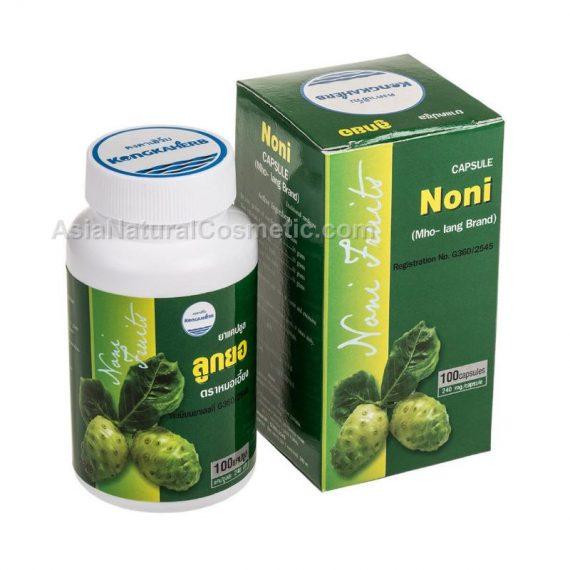 Капсулы Нони (Noni Capsules) - Натуральный экстракт сока Нони