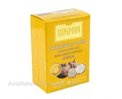 Натуральное мыло с экстрактом Пуэрарии Мирифика (SUPAPORN Pueraria Mirifica Herbal Soap)