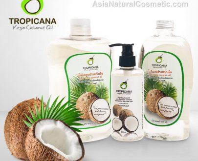 Натуральное кокосовое масло Тропикана (TROPICANA Virgin Coconut Oil)