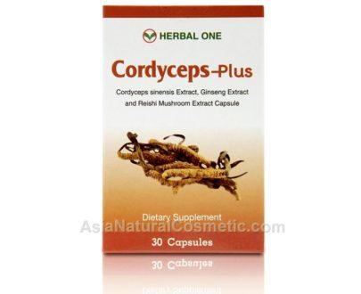 Капсулы кордицепс (Cordyceps plus Herbal One) - мощный иммуностимулятор и онкопротектор