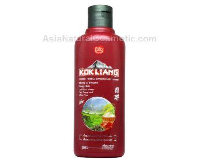 Тайский кондиционер для роста и объема волос (Kokliang Conditioner Strong & Volume Long Hair)