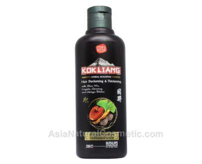 Травяной шампунь для темных волос (Kokliang Herbal Shampoo Hair Darkening Thickening)