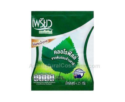 Питьевой хлорофилл в порошке (Preaw Instant Chlorophyll Dietary Supplement Powder)
