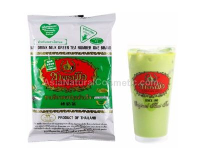 Тайский изумрудный чай (Drink Milk Green Tea)